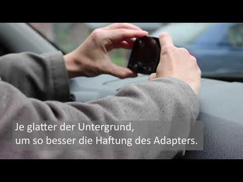 XORO DAB 55: Installationsanleitung Autoradio Adapter