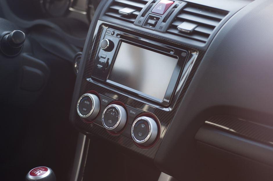 Auto Amaturbrett Radio