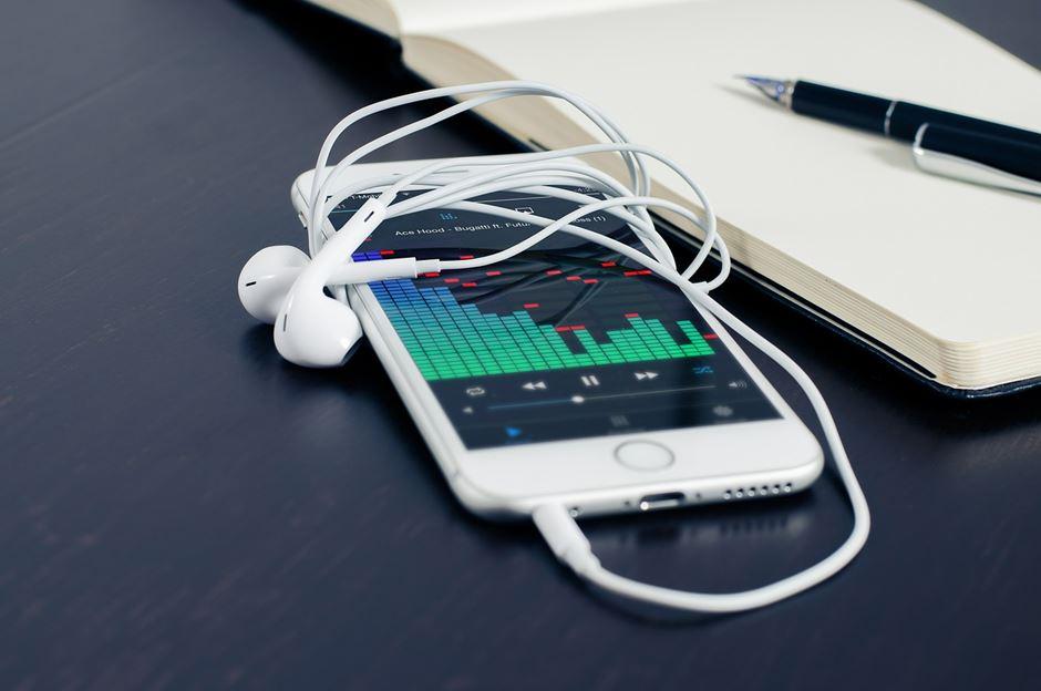 iphone musik hören